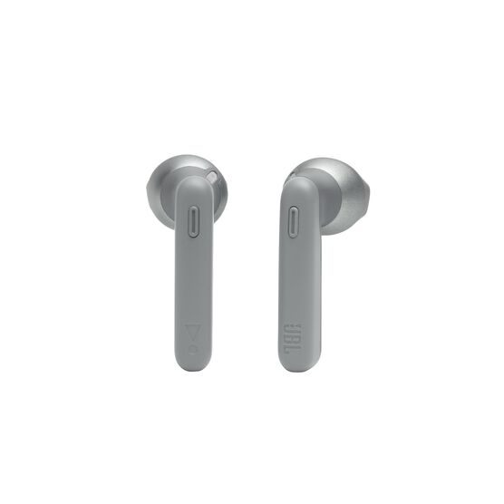 JBL TUNE 225TWS - Grey - True wireless earbud headphones - Front