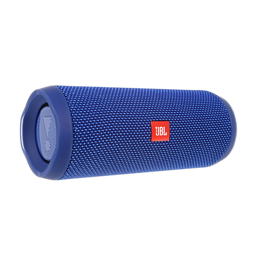 JBL Flip 4 - Blue - A full-featured waterproof portable Bluetooth speaker with surprisingly powerful sound. - Detailshot 15