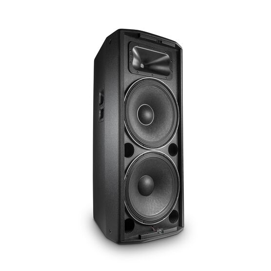 "JBL PRX825 - Black - Dual 15"" Two-Way Full-Range Main System with Wi-Fi - Detailshot 1"