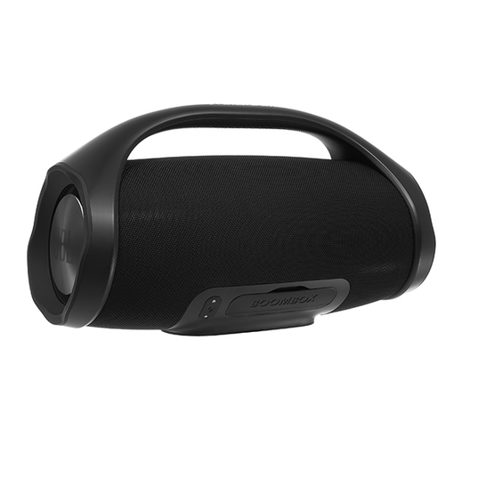 JBL Boombox - Black - Portable Bluetooth Speaker - Detailshot 15