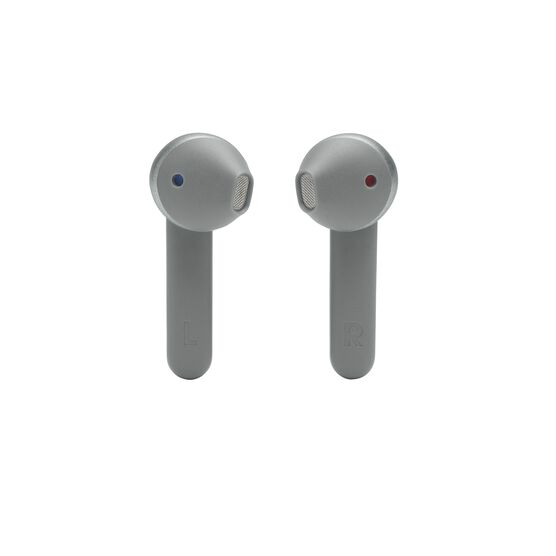 JBL TUNE 225TWS - Grey - True wireless earbud headphones - Detailshot 1