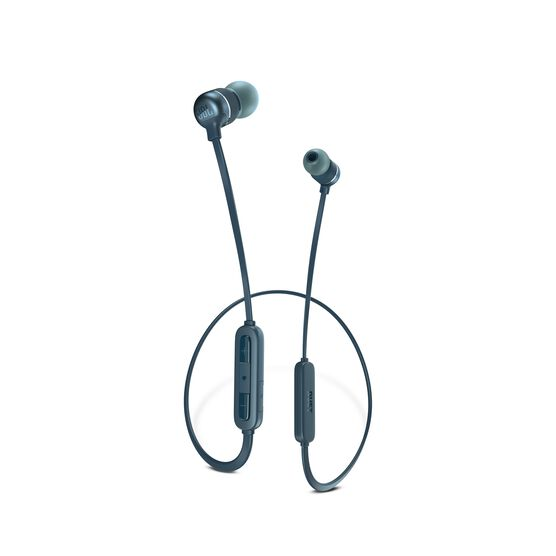 JBL DUET Mini 2 - Blue - Wireless in-ear headphones - Back