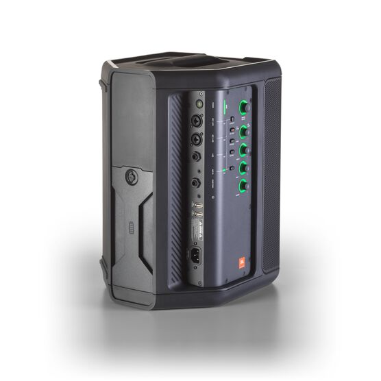 JBL EON ONE Compact - Black - All-in-One Rechargeable Personal PA - Detailshot 4