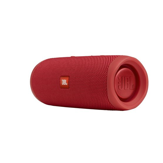 JBL FLIP 5 - Red - Portable Waterproof Speaker - Detailshot 3