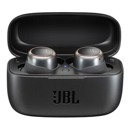 JBL LIVE 300TWS - Black - True wireless in-ear headphones with Smart Ambient - Hero