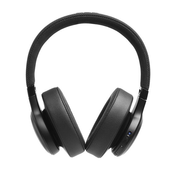 JBL LIVE 500BT - Black - Your Sound, Unplugged - Front