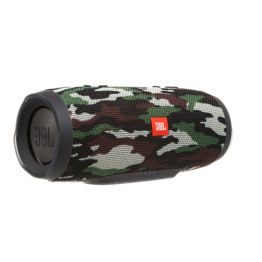 JBL Charge 3 Special Edition - Squad - Full-featured waterproof portable speaker with high-capacity battery to charge your devices - Detailshot 15