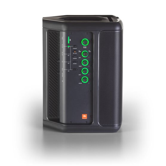 JBL EON ONE Compact - Black - All-in-One Rechargeable Personal PA - Detailshot 5