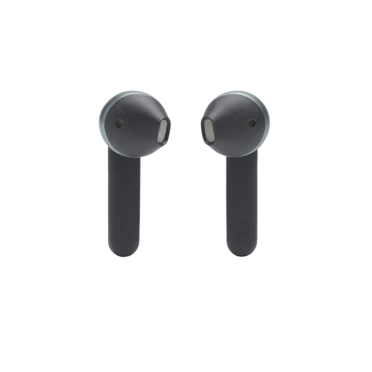 JBL Tune 225TWS - Black - True wireless earbud headphones - Detailshot 1