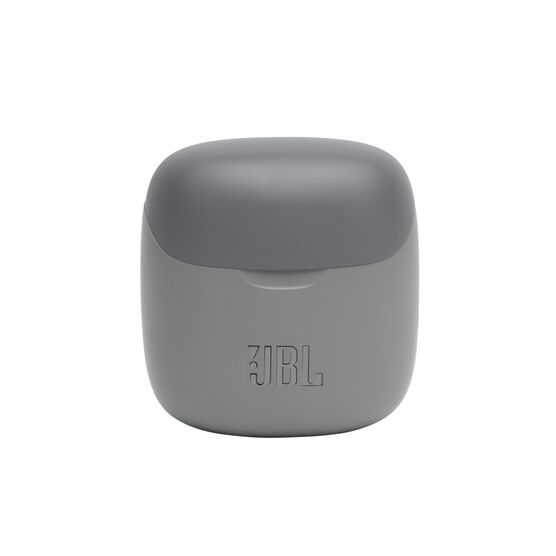 JBL TUNE 225TWS - Grey - True wireless earbud headphones - Detailshot 5