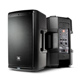 "JBL EON610 - Black - 10"" Two-Way Multipurpose Self-Powered Sound Reinforcement - Hero"