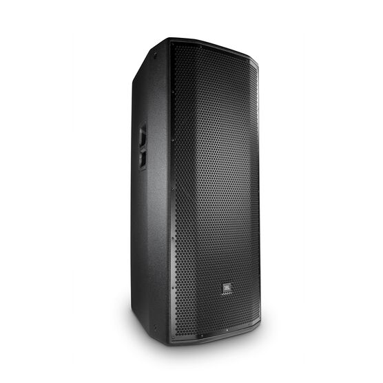 "JBL PRX825 - Black - Dual 15"" Two-Way Full-Range Main System with Wi-Fi - Hero"