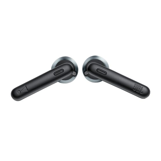 JBL TUNE 220TWS - Black - True wireless earbuds - Front