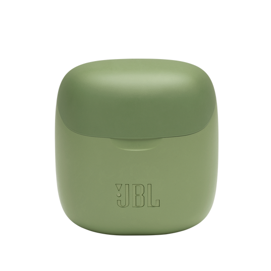 JBL TUNE 220TWS - Green - True wireless earbuds - Detailshot 3