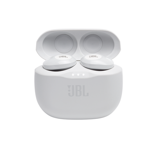 JBL TUNE 125TWS - White - Truly wireless in-ear headphones. - Detailshot 3