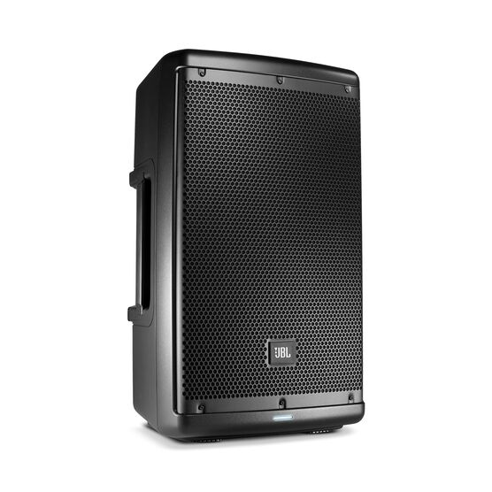 "JBL EON610 - Black - 10"" Two-Way Multipurpose Self-Powered Sound Reinforcement - Detailshot 4"