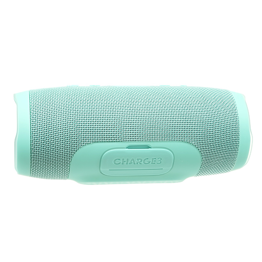 JBL Charge 3 - Teal - Full-featured waterproof portable speaker with high-capacity battery to charge your devices - Detailshot 15