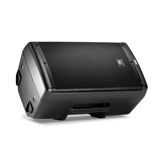 "JBL EON610 - Black - 10"" Two-Way Multipurpose Self-Powered Sound Reinforcement - Detailshot 3"