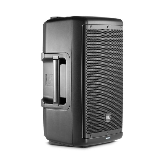 "JBL EON610 - Black - 10"" Two-Way Multipurpose Self-Powered Sound Reinforcement - Detailshot 1"