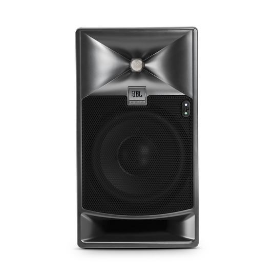 "JBL 705P - Black - 5"" Bi-Amplified Master Reference Monitor - Front"