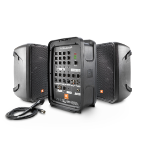 Portable Powered PA Systems