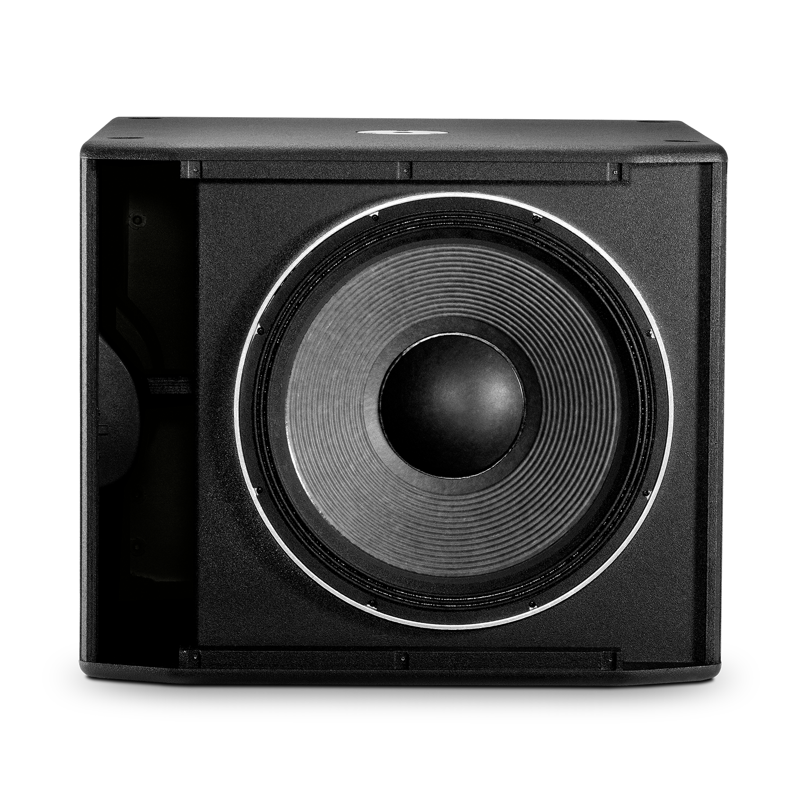 "JBL SRX818SP - Black - 18"" Self-Powered Subwoofer System - Detailshot 2"