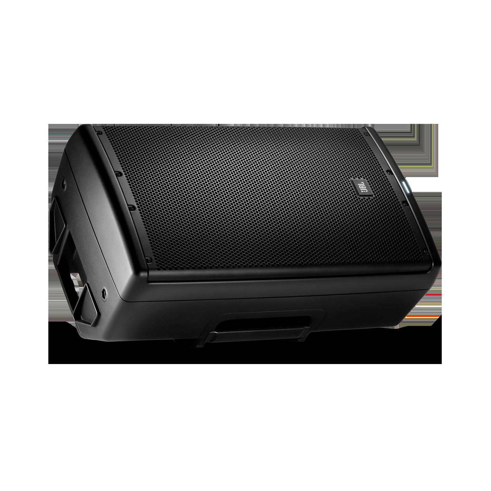 "JBL EON612 - Black - 12"" Two-Way Multipurpose Self-Powered Sound Reinforcement - Detailshot 3"
