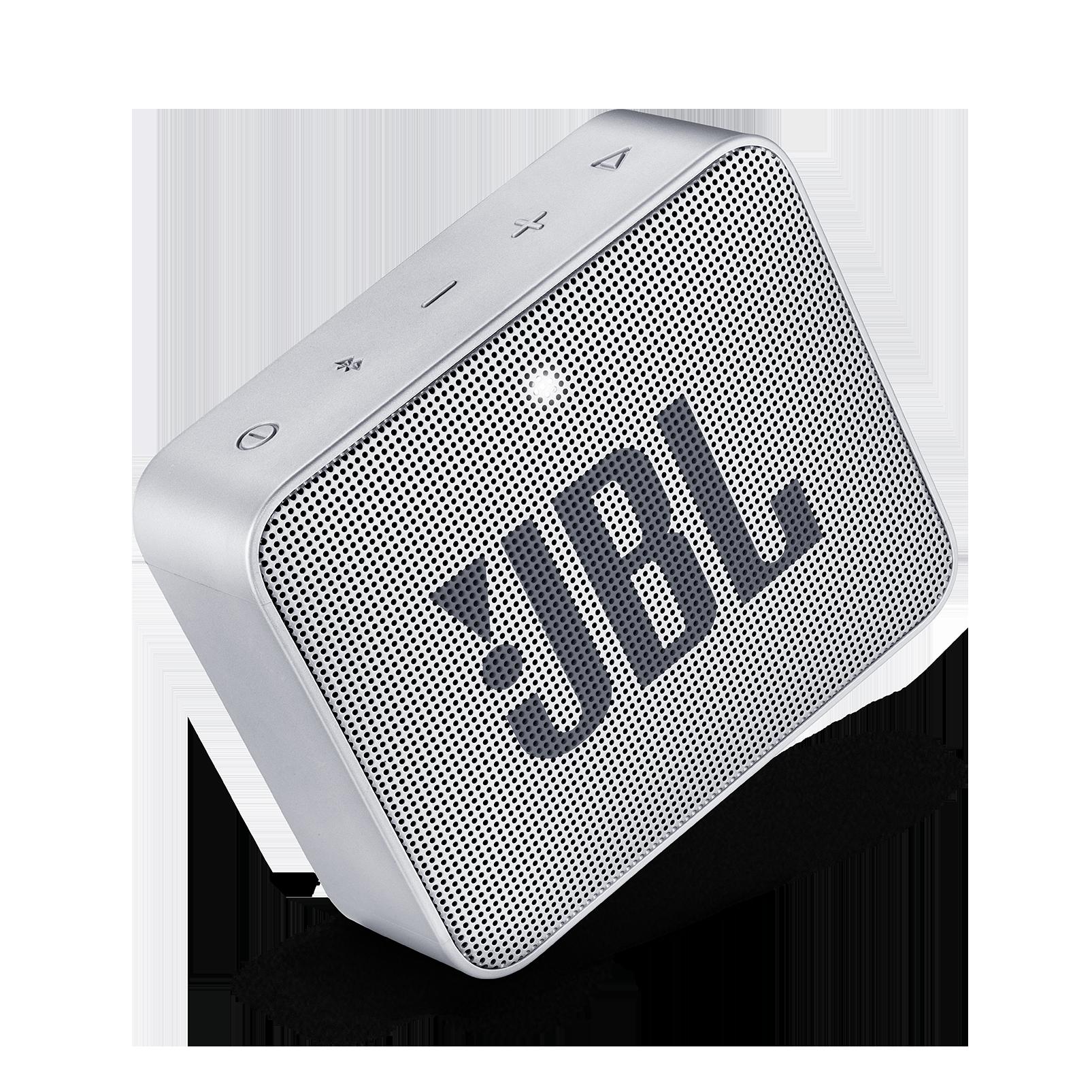 JBL GO 2 - Ash Gray - Portable Bluetooth speaker - Detailshot 2