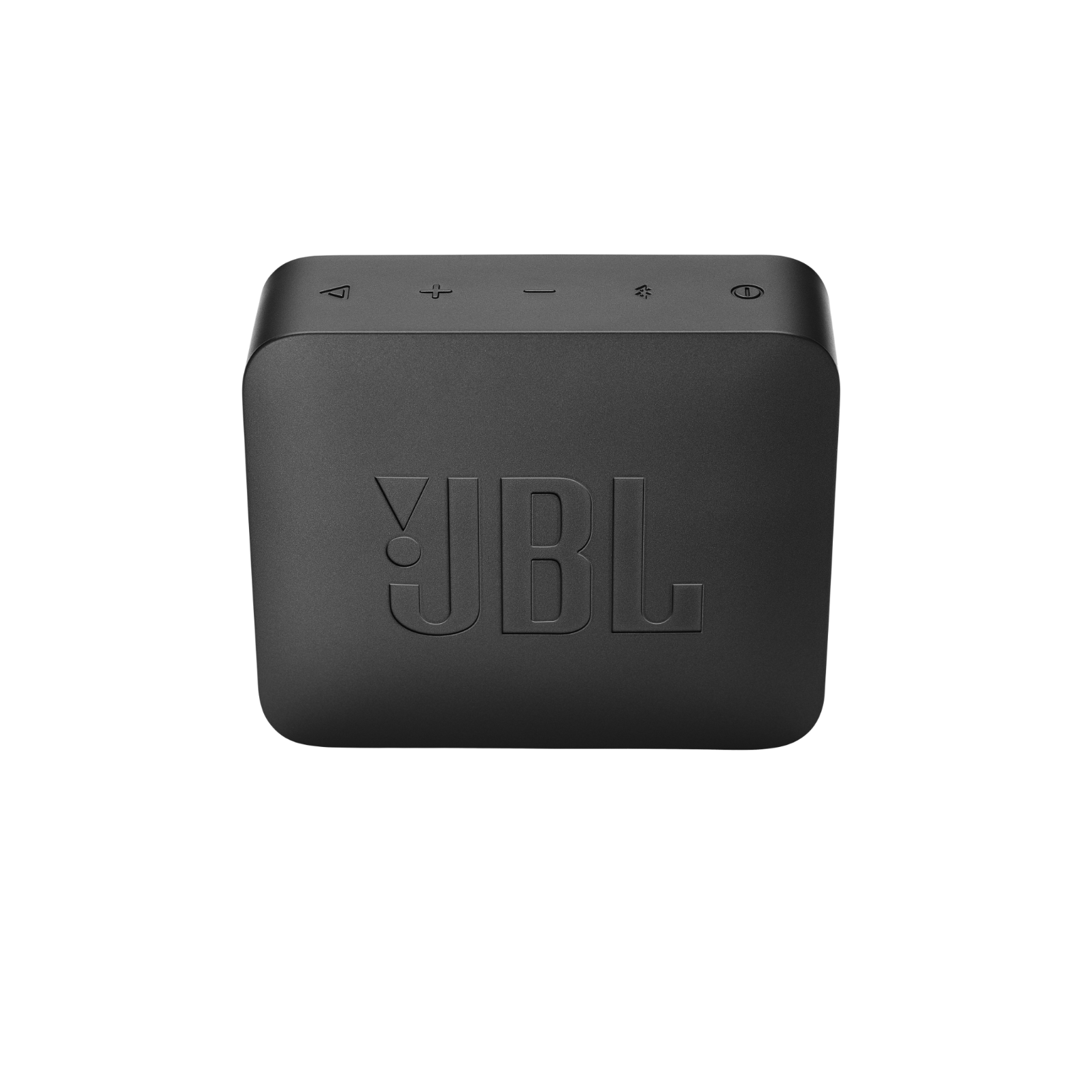 JBL GO2+ - Black - Portable Bluetooth speaker - Back