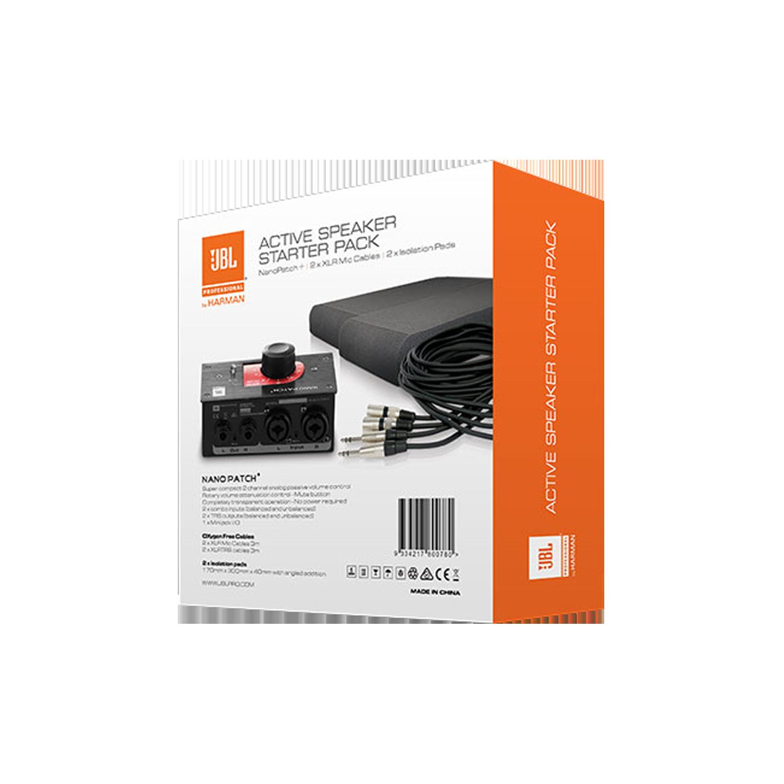 JBL Active Speaker Starter Set