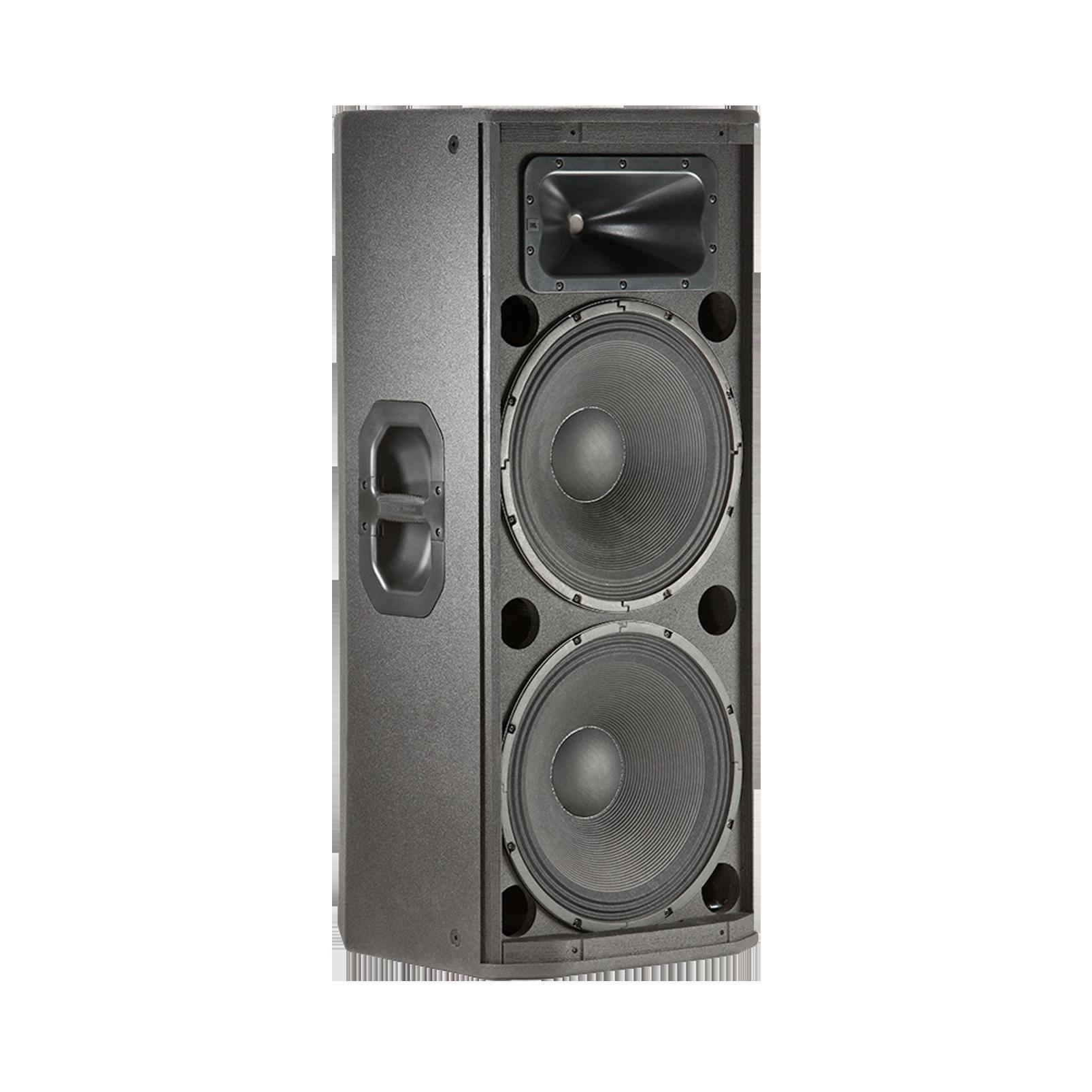 """JBL PRX425 - Black - 15"""" Two-Way Loudspeaker System - Detailshot 1"""