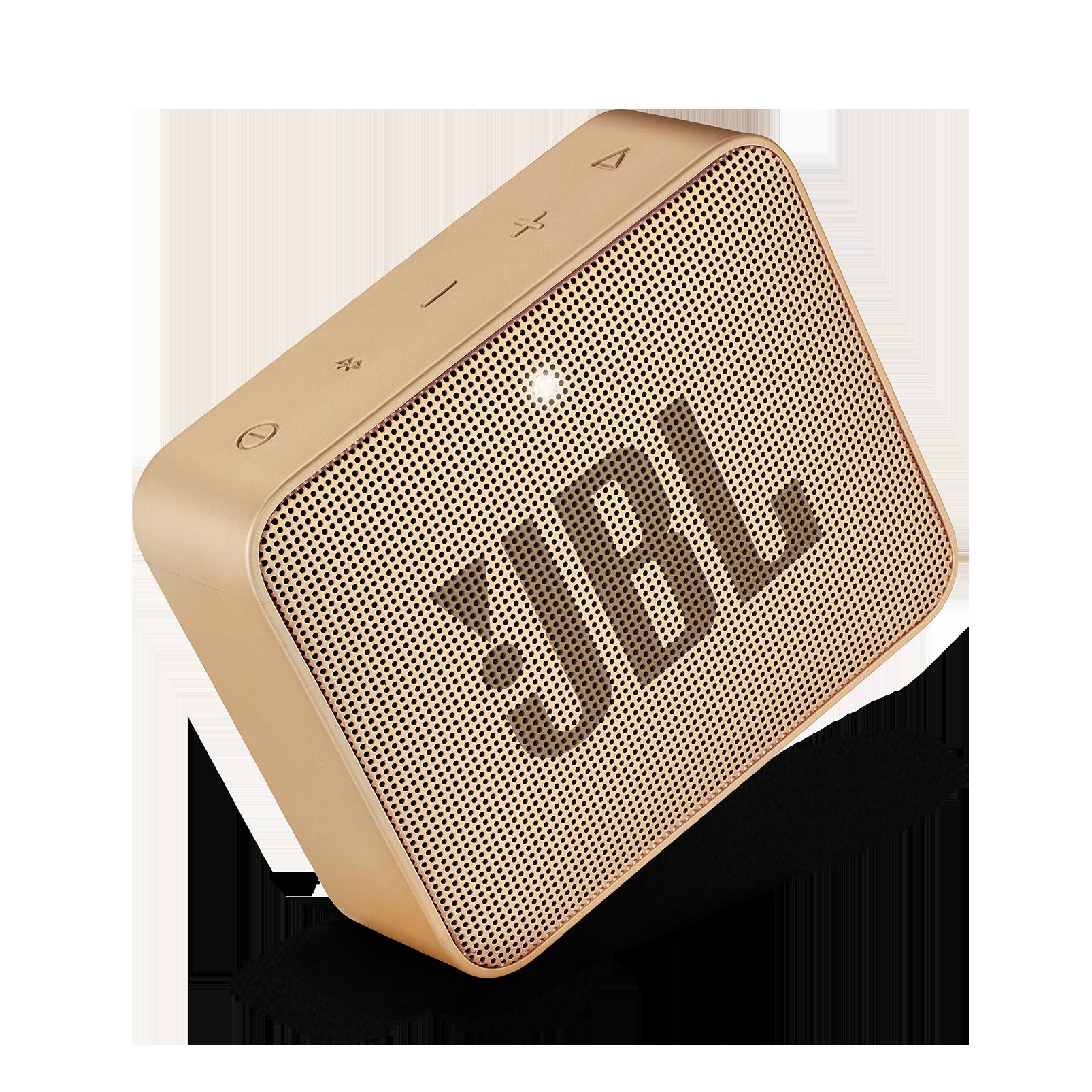 JBL GO 2 - Pearl Champagne - Portable Bluetooth speaker - Detailshot 1