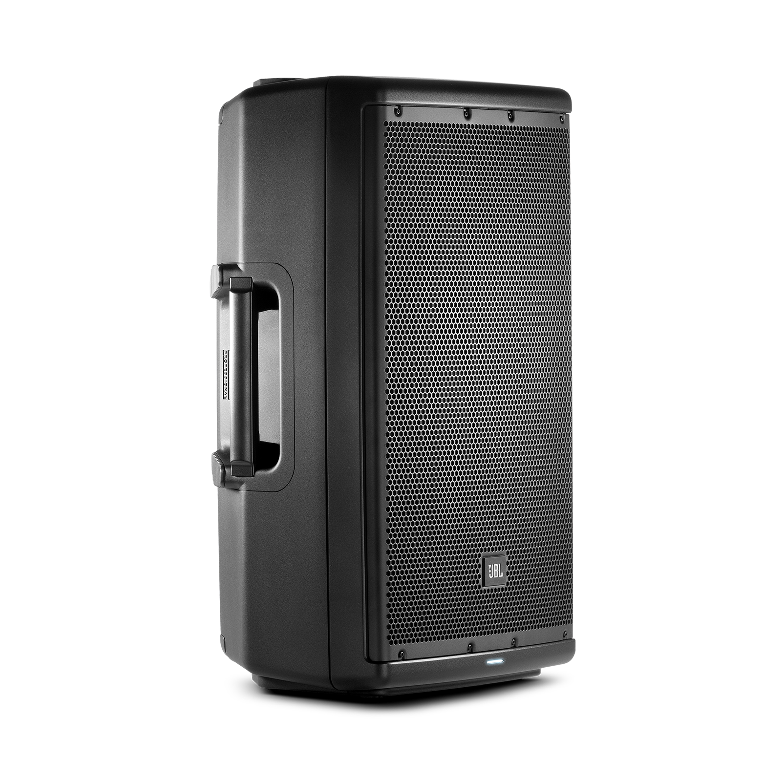 "JBL EON612 - Black - 12"" Two-Way Multipurpose Self-Powered Sound Reinforcement - Detailshot 1"