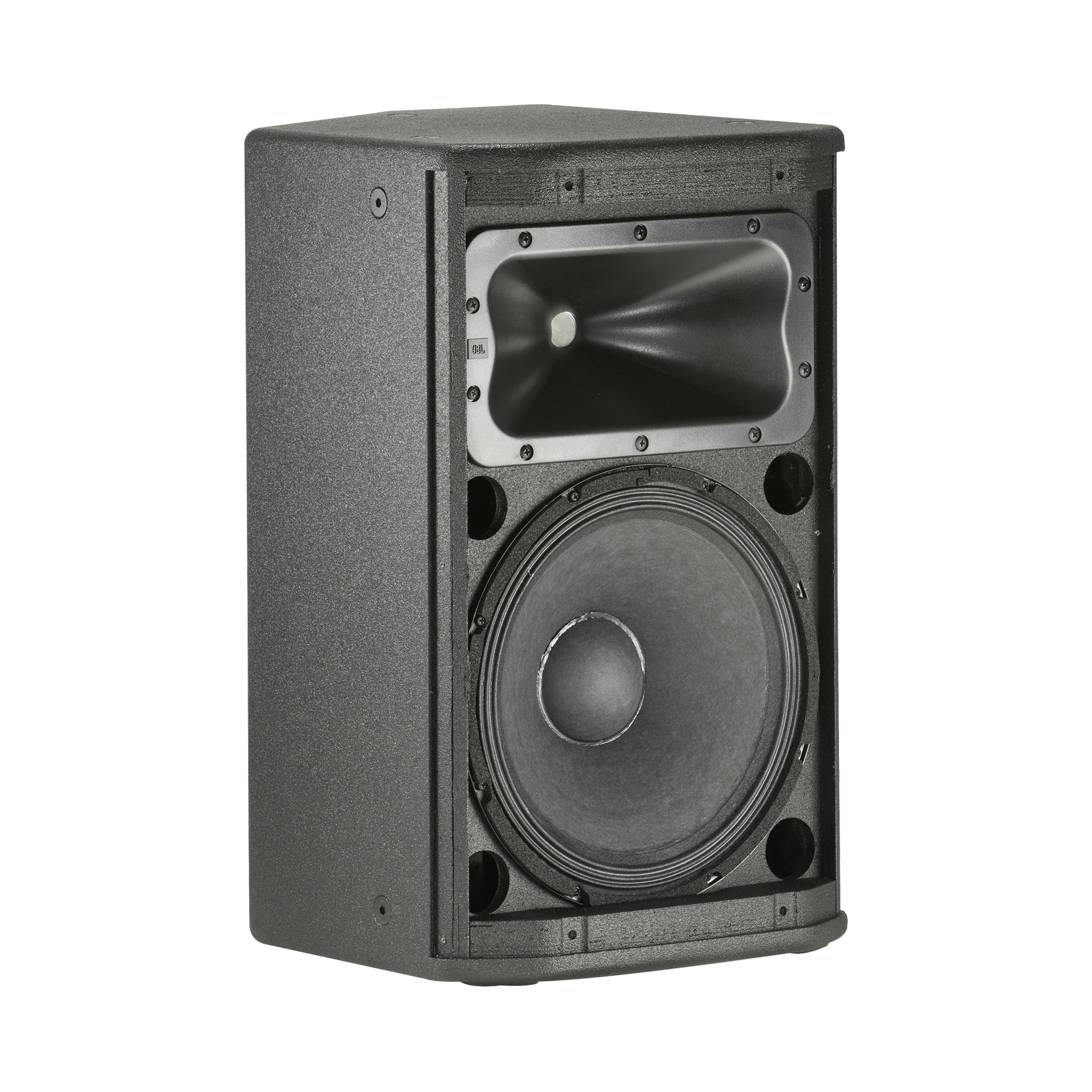 "JBL PRX412M - Black - 12"" Two-Way Stage Monitor and Loudspeaker System - Detailshot 1"