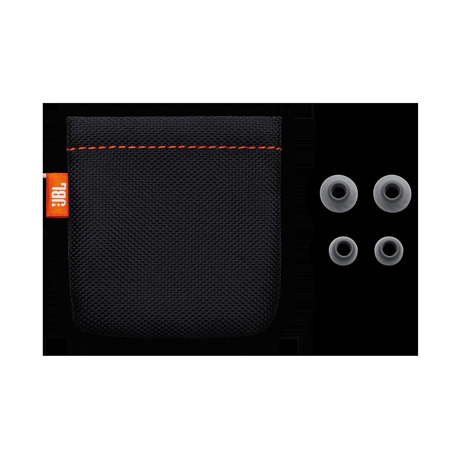 JBL LIVE 100 - Black - In-ear headphones - Detailshot 3