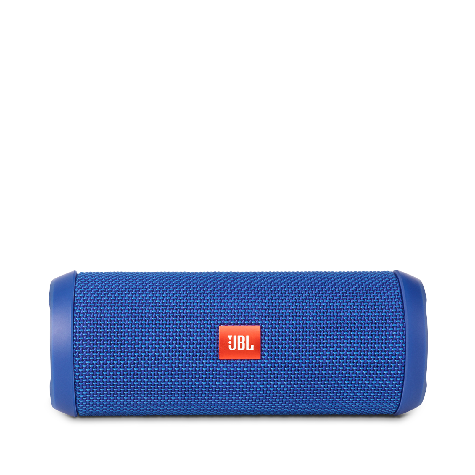 JBL Flip 3 - Blue - Splashproof portable Bluetooth speaker with powerful sound and speakerphone technology - Front